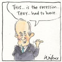 Turnbull Cartoon by Cathy Wilcox